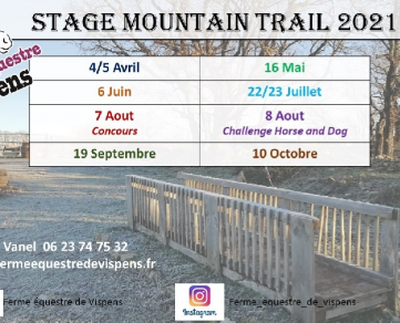 Stage Mountain Trail