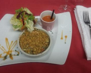 Restaurant Le Chat Qui Dort Saint Affrique