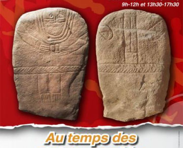Exposition : Statues menhirs